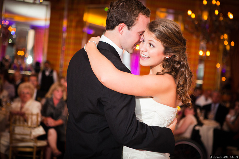 Fort Worth City Club Wedding