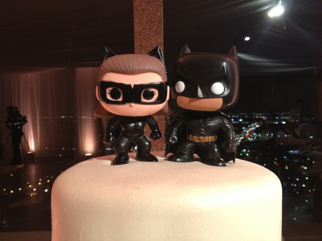 Super Hero Cake Topper CityPlace